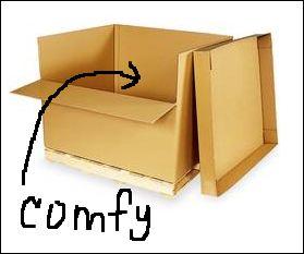 Box comfy