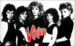 Vixen -- Susan is NOT in the band