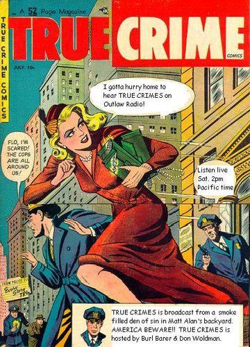 TRUE CRIMES!!!
