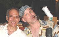 Legendary Burl Barer and producer Matt Alan