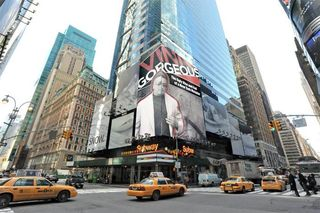 Vini Gorgeous billboard