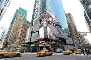 Vini Gorgeous billboard