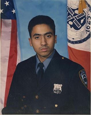 Michael Gourdine Police Academy Photo