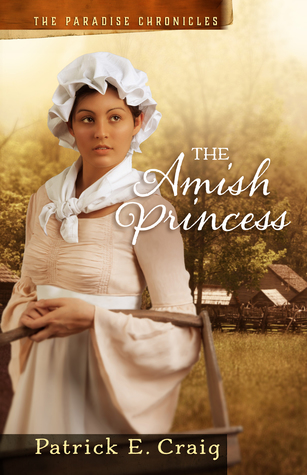 THE AMISH PRINCESS COVER