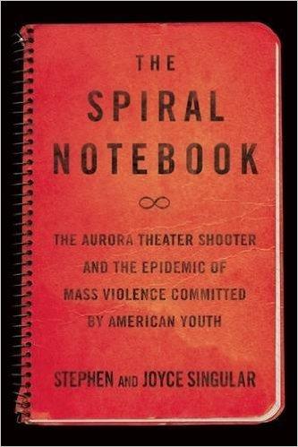 Spiral notebok