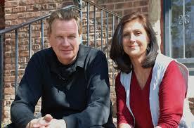 Steve singular and wife