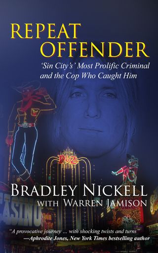 REPEAT OFFENDER front cover