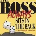 Boss in back