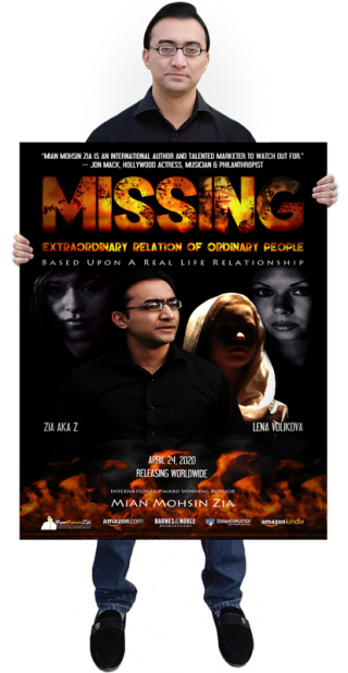 MISSING by Mian Mohsin Zia (1)
