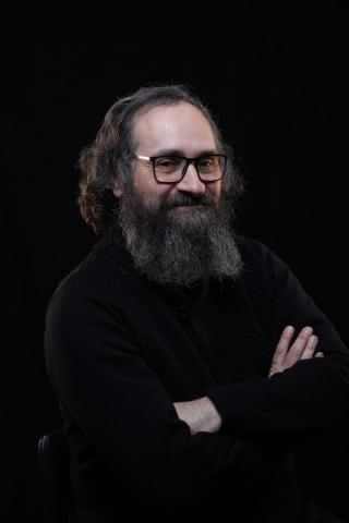 Sergio beard