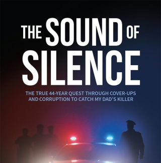 Sound of silence book cover